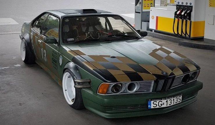 BMW E24 Iskra
